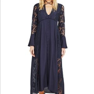 ASTR Anastasia dress NWT